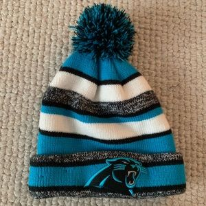 Panther NFL hat